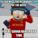 Sign up for the Resonance Marketing Tip of the Week Email