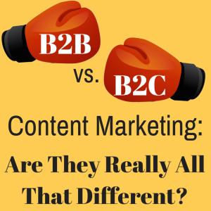 B2B vs B2C Content Marketing: Are They Really That Different? resonance content marketing