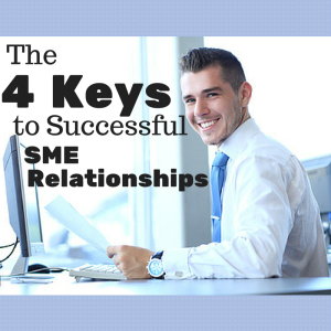 Podcast Episode 124: The 4 Keys to Strong SME Relationships