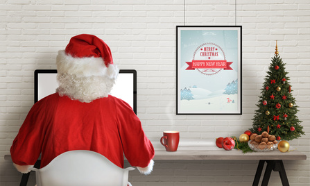 What Makes Santa Claus a Content Marketing Genius?