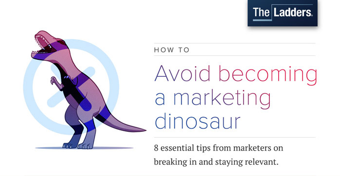 Infographic: Don't Become a Marketing Dinosaur