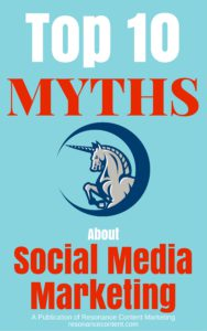 E-book: Top 10 Myths About Social Media Marketing