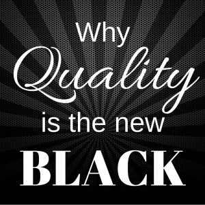 Content Marketing Podcast 157: Why Quality Is the New Black