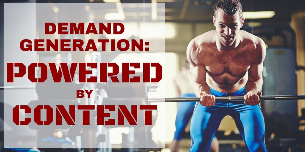 How content marketing fuels the demand generation funnel