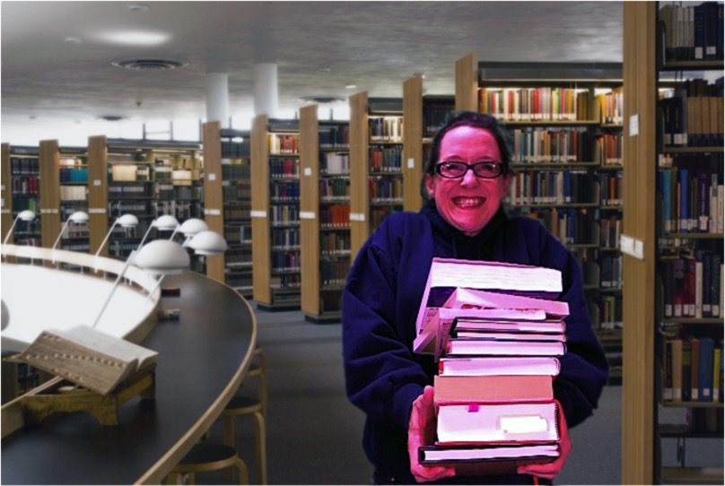 Meet your new team member: the content librarian