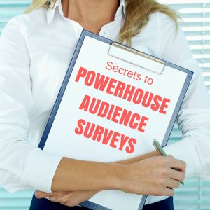 Secrets to Powerhouse Audience Surveys [Content Marketing Podcast 183]