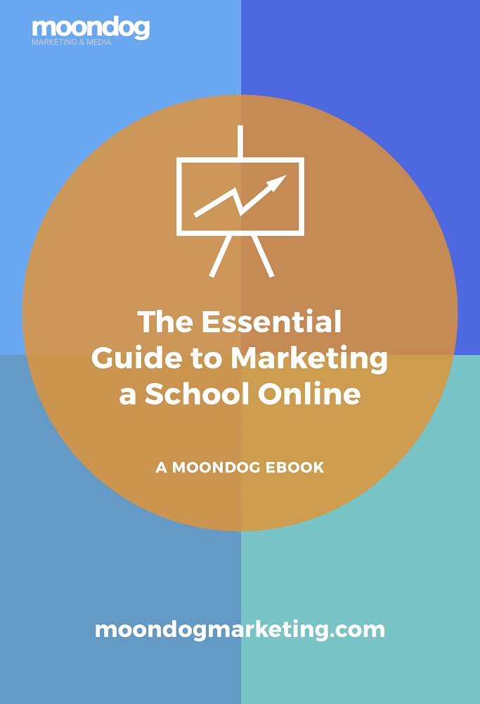 Online Marketing for Schools: An Interview with Jon Buscall [Content Marketing Podcast 194]