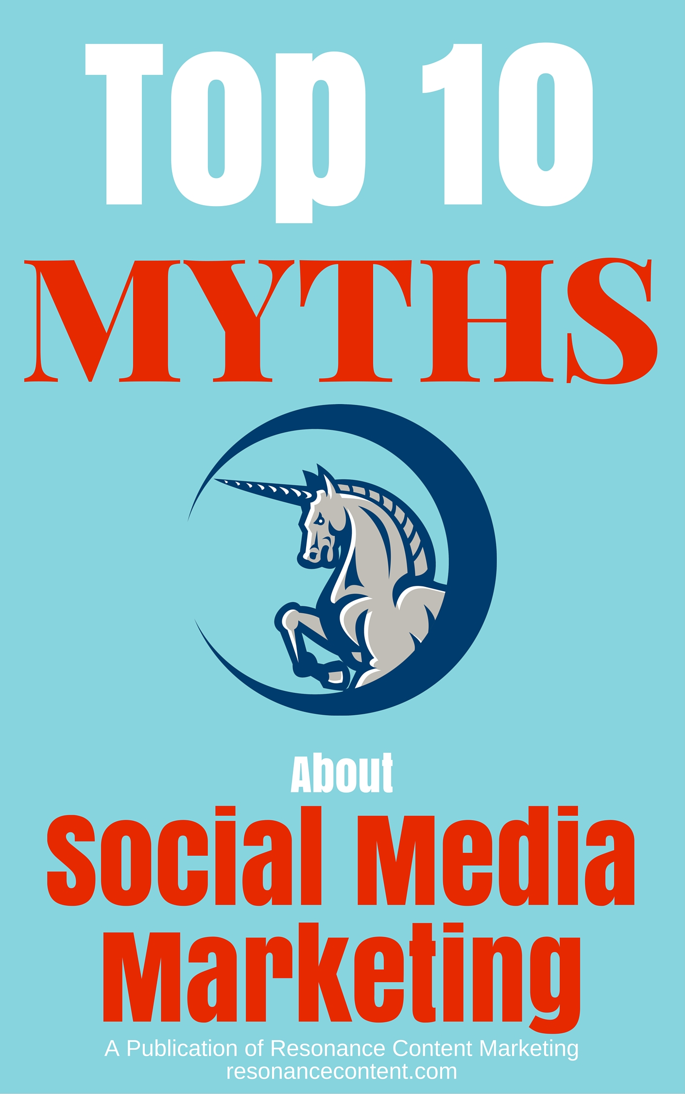 Top 10 Myths About Social Media Marketing